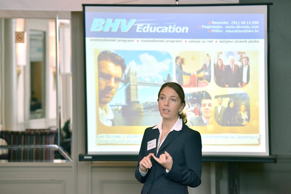 Gordana Kolenko, BHV Education