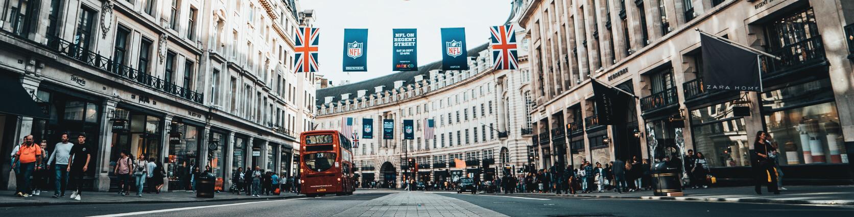 Besplatno upoznavanje događaja London