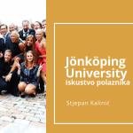 Jönköping University: Stjepanovo iskustvo