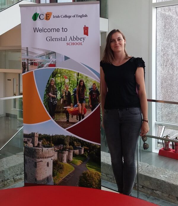 Ružica Pejić, Ljetne škole jezika Irska
