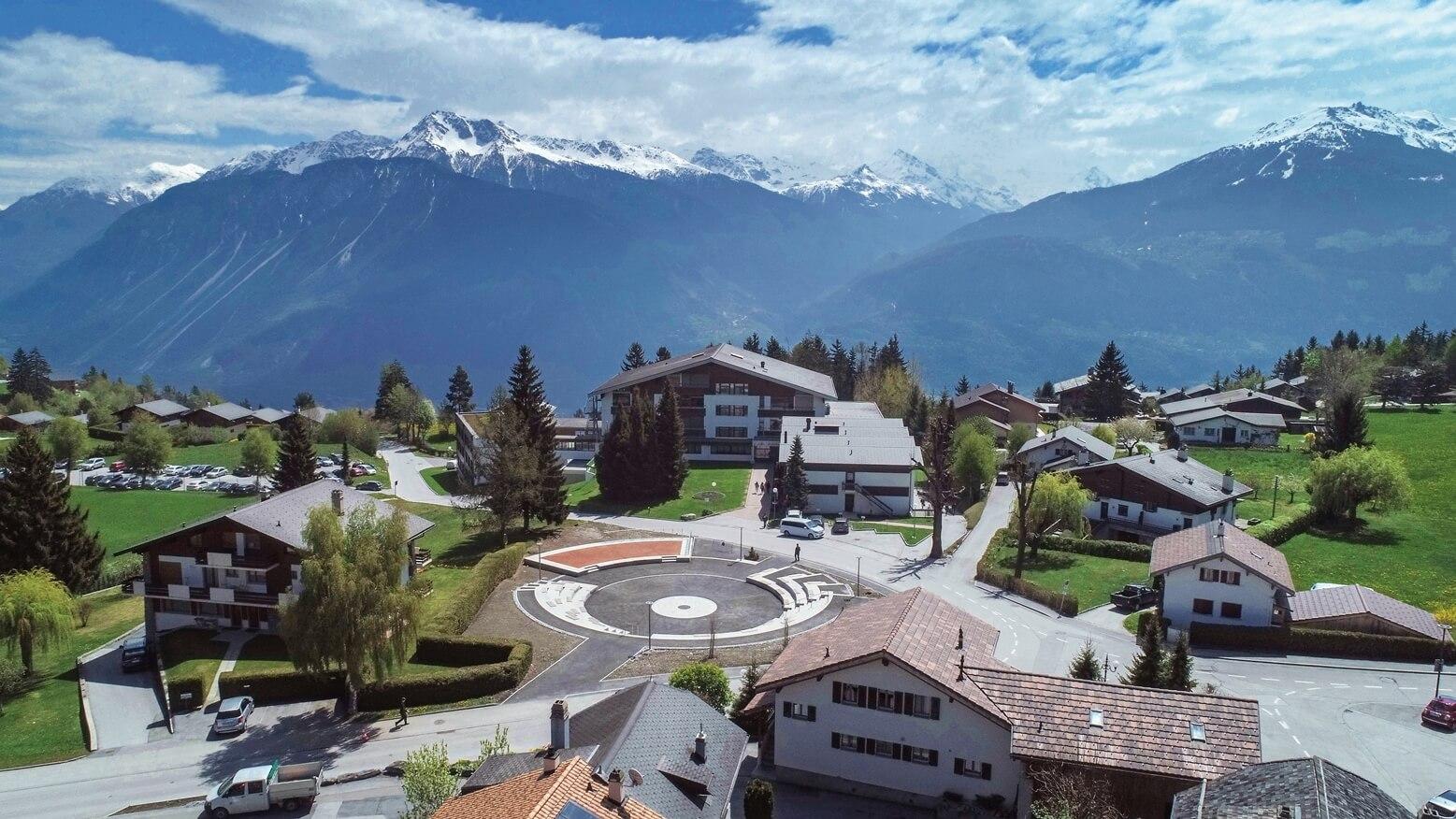 Les Roches Švicarska