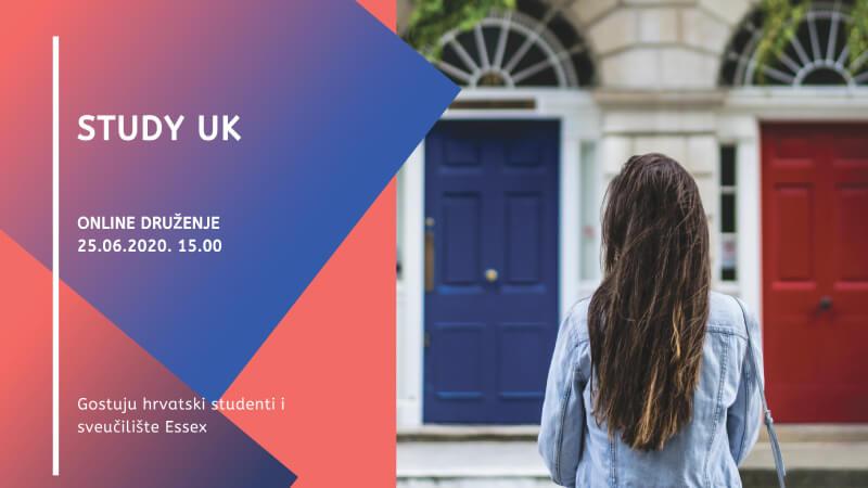 STUDY UK lipanj