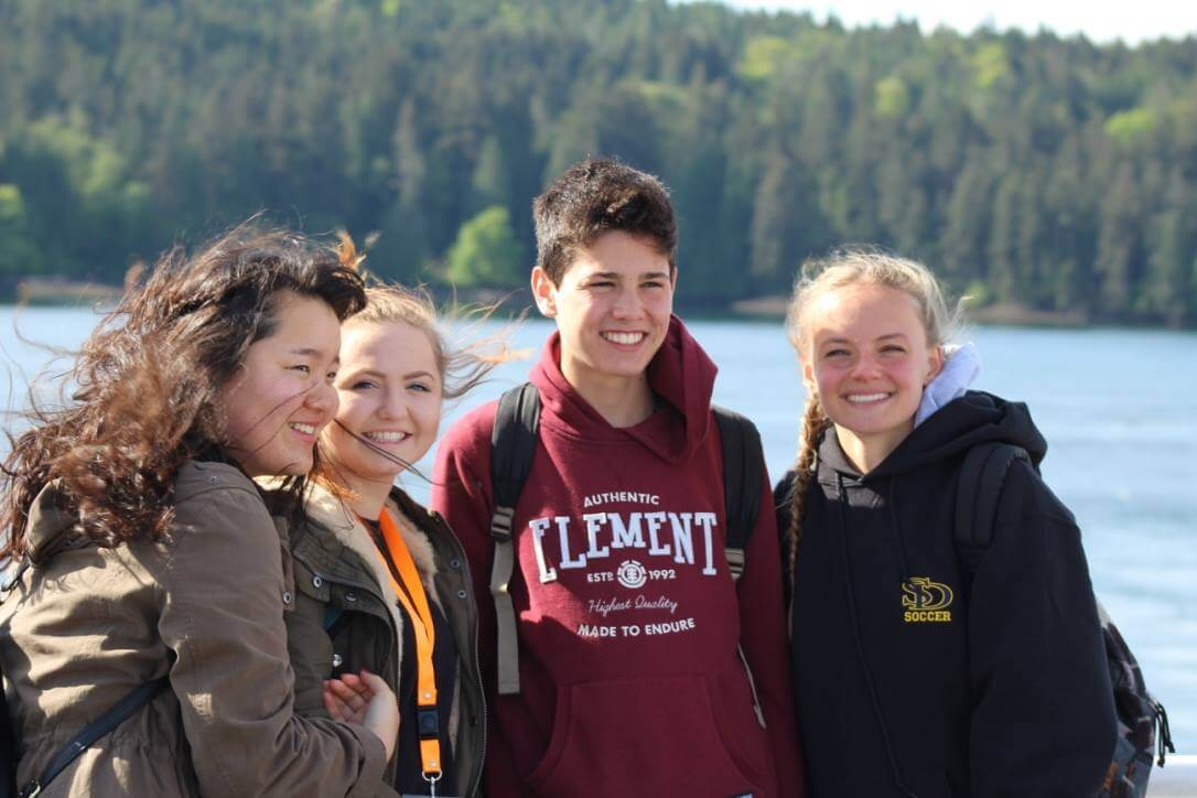 Srednja škola Kanada