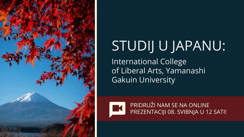 Studij u Japanu
