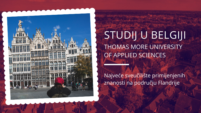 Studij u Belgiji
