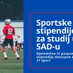 Sportske stipendije za studij u SAD-u