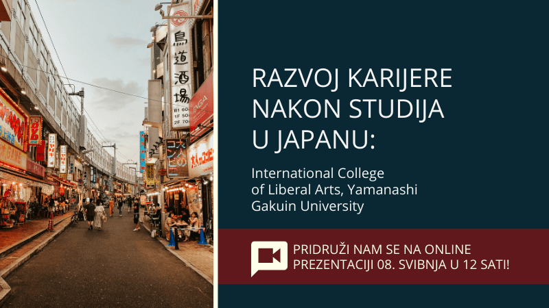 Razvoj karijere nakon studija u Japanu