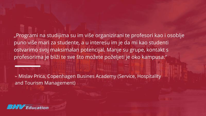 Top 10 razloga zašto upisati besplatan studij u Danskoj na zimskom roku 2022.