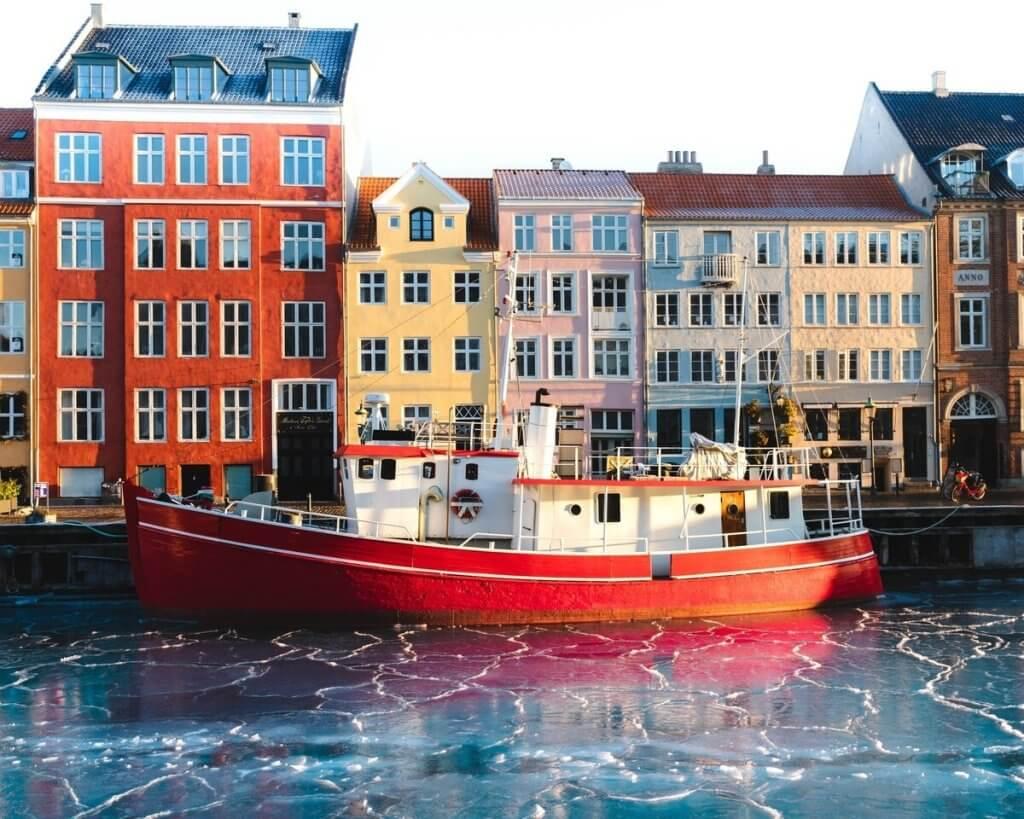 Studij u Danskoj