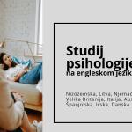 Studij psihologije