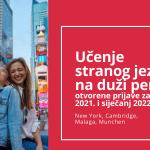 EF: Tečaj stranog jezika u inozemstvu na duži period