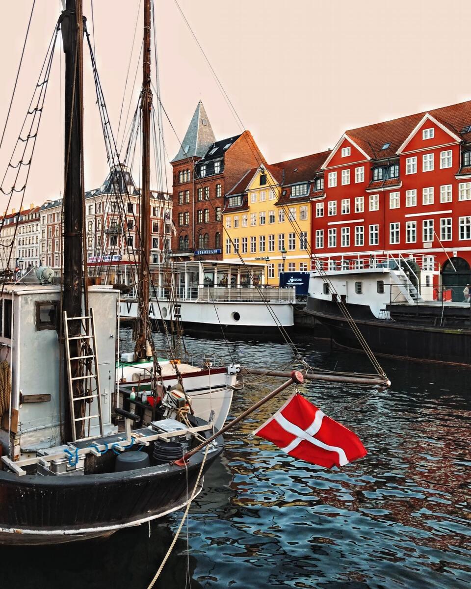 Besplatan studij u Danskoj