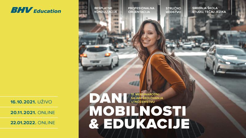Dani mobilnosti i edukacije 2021