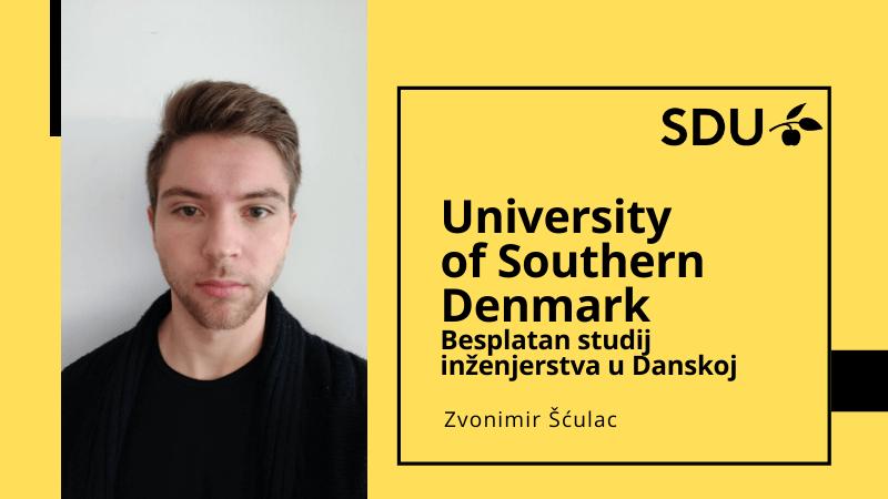 University of Southern Denmark: Besplatan studij inženjerstva u Danskoj